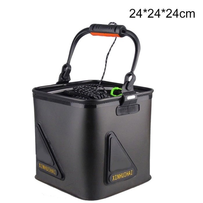 Mix&equipment EVA Fishing Bucket Box