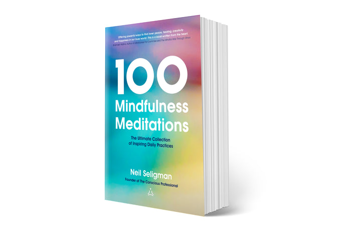 100 Mindfulness Meditations by Neil Selingman