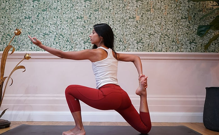 Slow and Dynamic Alignment Yoga
