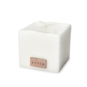 Porcelain White Small Scented Candle