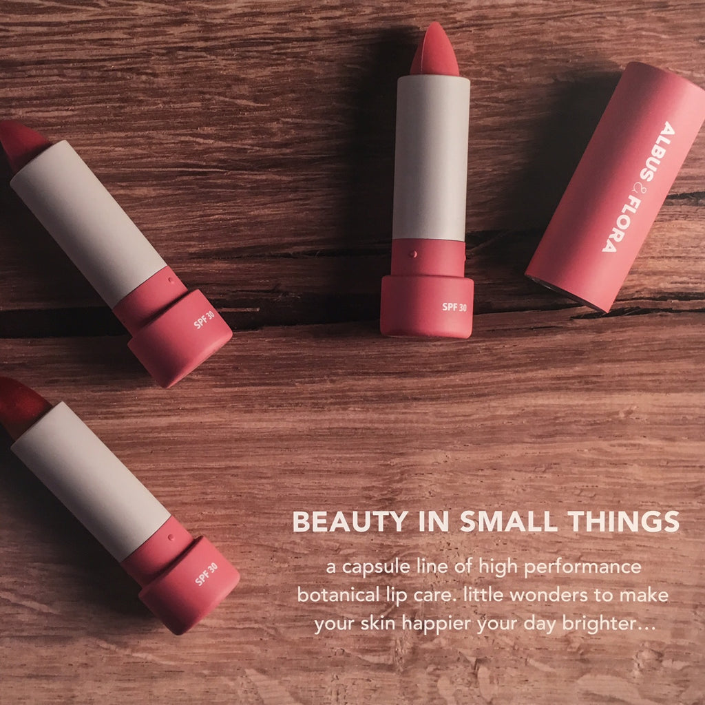 Multi Active Tinted Lip Balm - Nude Flora