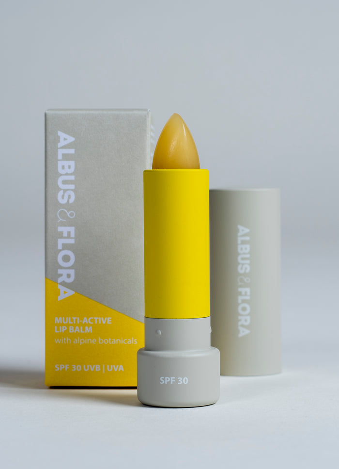 Multi Active Lip Balm - Naked Flora