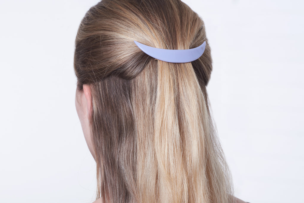 Lilac Moon Barrette