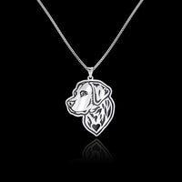 Labrador Retriever Necklace - Elegant Shoppers