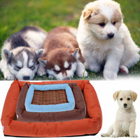 Bamboo Dog Bed