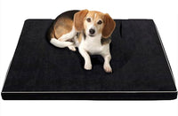 Memory Foam Dog Bed - Elegant Shoppers