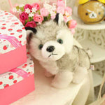 Stuffed Animal - Husky - Elegant Shoppers