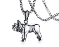 Elegant's Pug Necklace