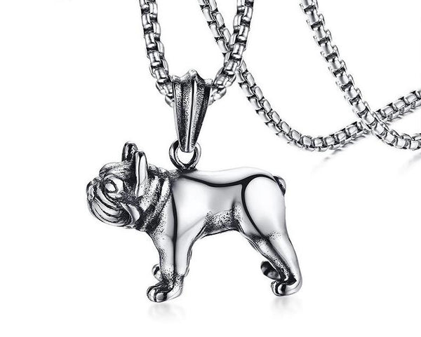 Elegant's Pug Necklace - Elegant Shoppers