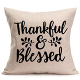 Happy Fall Thanksgiving Day Pillow Cases - Elegant Shoppers