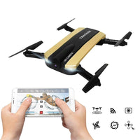 Altitude Hold HD Camera WIFI FPV RC Quadcopter Selfie Foldable Drone - Elegant Shoppers