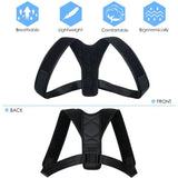Posture Corrector Clavicle Support Brace for Women & Men Resistance Band Fix NEW - Elegant Shoppers