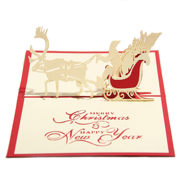 Christmas Winter Holiday Family Greeting Cards