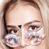 Kaleidoscope Festival/EDM Glasses - Elegant Shoppers