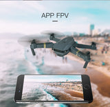 BEST Eachine E58 WIFI FPV With Wide Angle HD Camera High Hold / drone with camera / quadcopter drone - Elegant Shoppers