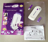 Yes Finishing Touch Hair Removal As Seen on TV Hair Remover Instant Pain Free US-plug - Elegant Shoppers