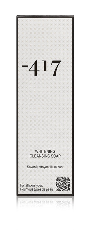 -417 Dead Sea Cosmetics Whitening Cleansing Soap