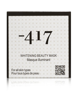-417 Dead Sea Cosmetics Whitening Beauty Mask