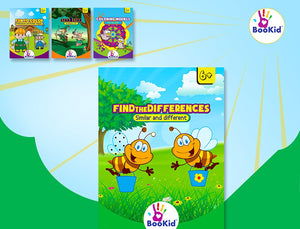 Children's Activity Books for 6+ Age-groups, Pack of 4 Books