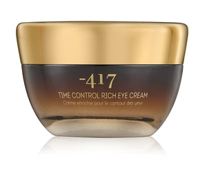 -417 Dead Sea Eye Cream Time Control Rich Eye Cream - Anti-Aging
