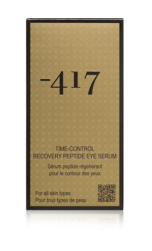 -417 Dead Sea Cosmetics Time Control Recovery Peptide Eye Serum