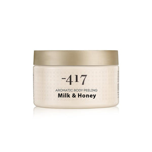 -417 Aromatic Body Peeling Milk & Honey - Precious Mineral Complex - Dead Sea Minerals