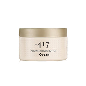 -417 Dead Sea Cosmetics Aromatic Body Butter - Ocean