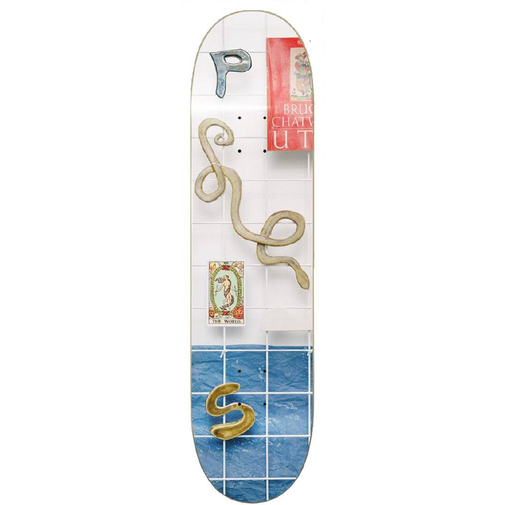 "Isle Skateboards Grid Series Paul Shier 8.25"" Complete - TVSC"