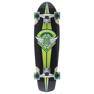 Mindless Longboards Campus III Green - TVSC