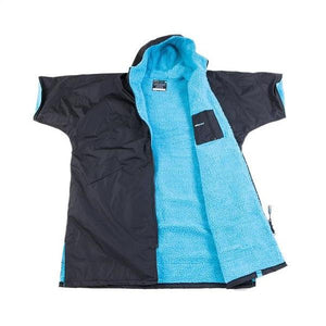Dryrobe Dryrobe Advance Black/Blue - TVSC