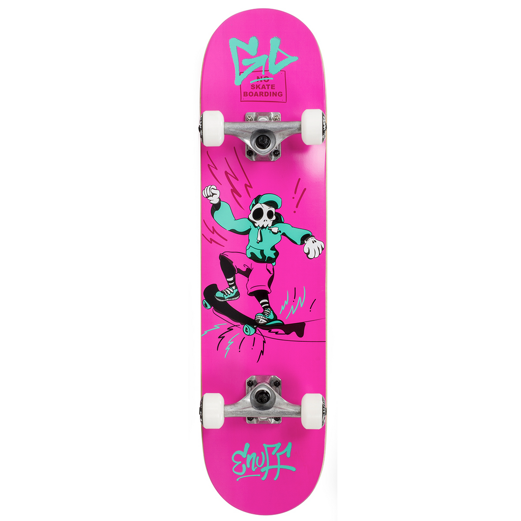 Enuff Skateboards Girls Skully Complete 7.75"