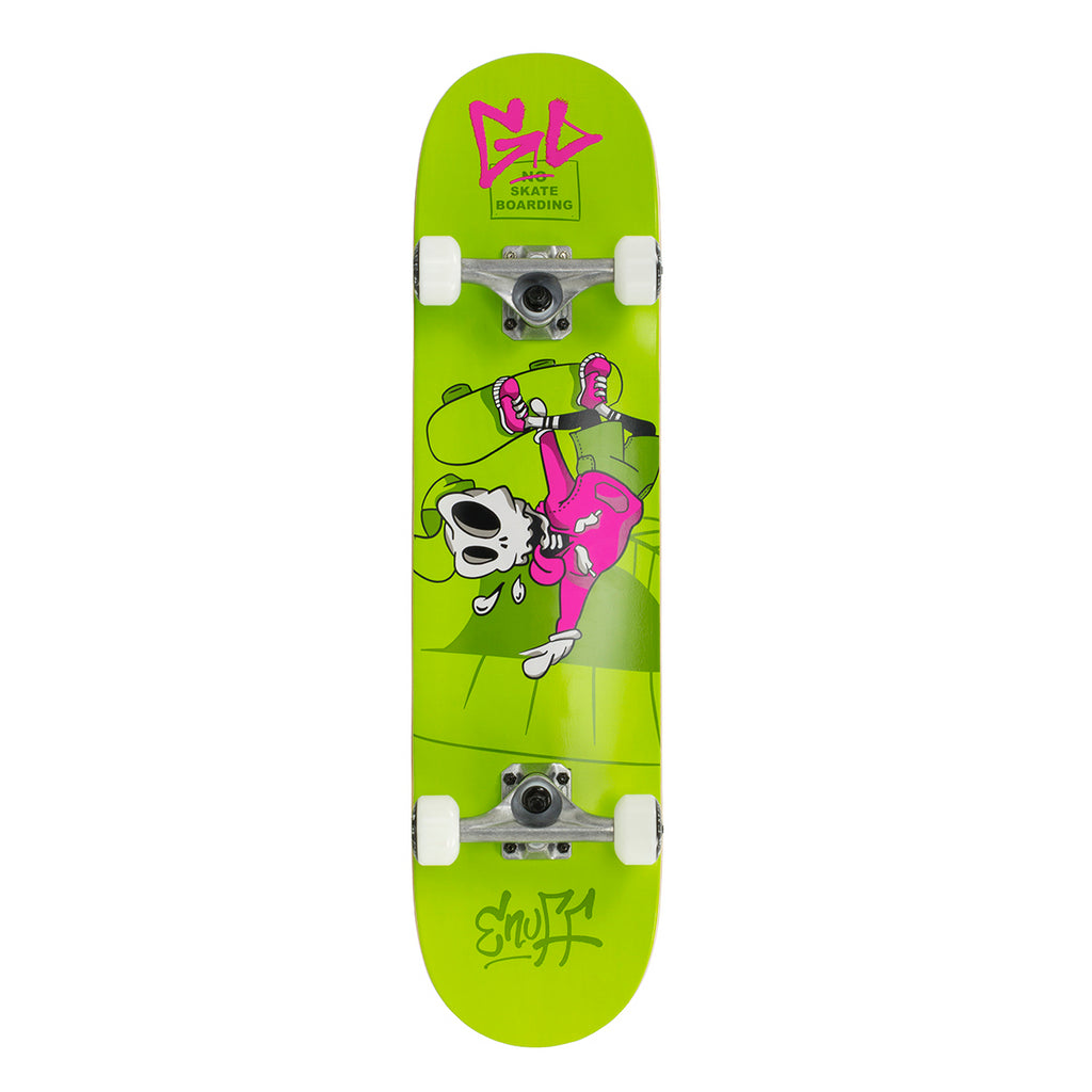 Enuff Skateboards Girls Skully Complete Skateboard 7.75"