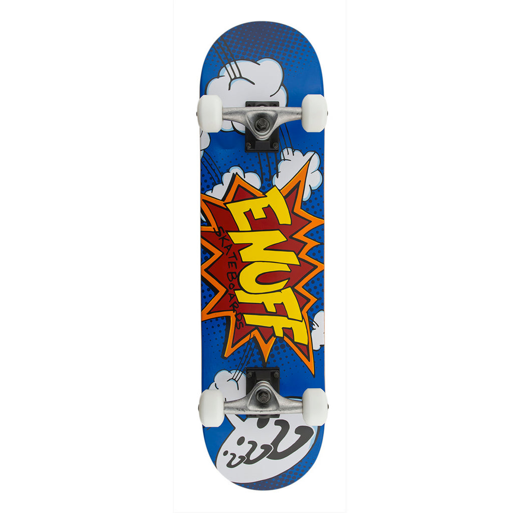 Enuff Skateboards Girls Pow Complete | Blue