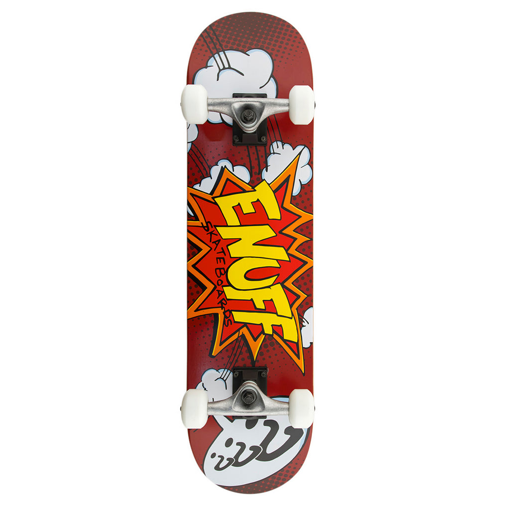 Enuff Skateboards Girls Pow Complete | Red
