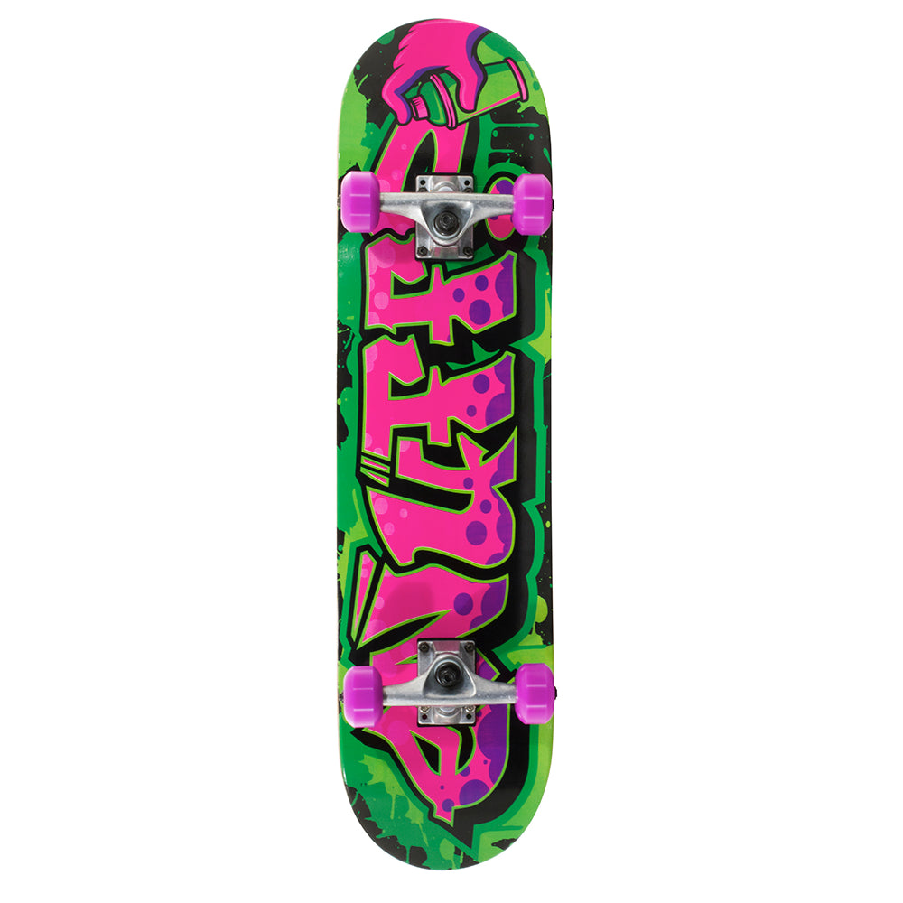 Enuff Skateboards Girls Graffiti Mini Complete | Pink