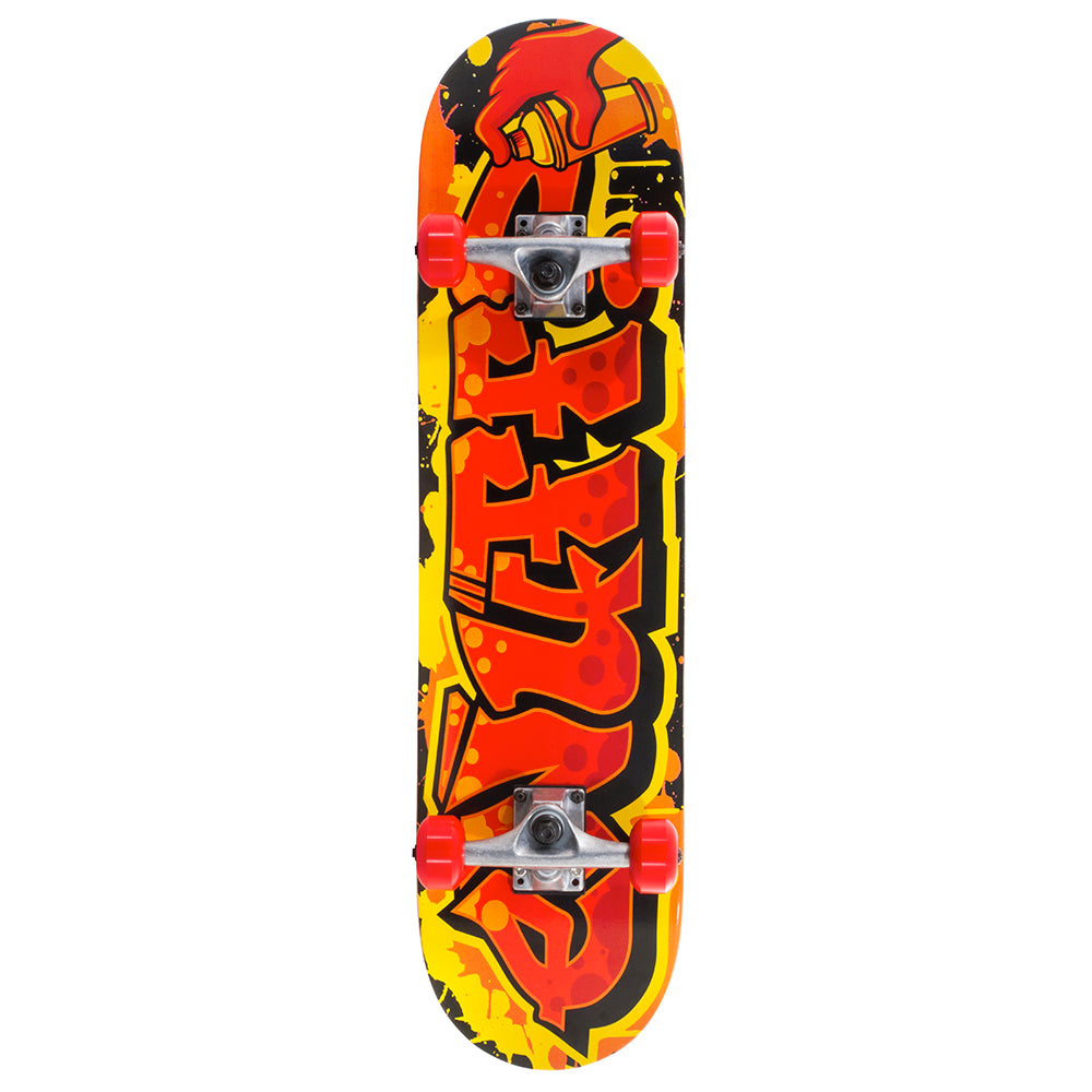 Enuff Skateboards Girls Graffiti Mini Complete | Red