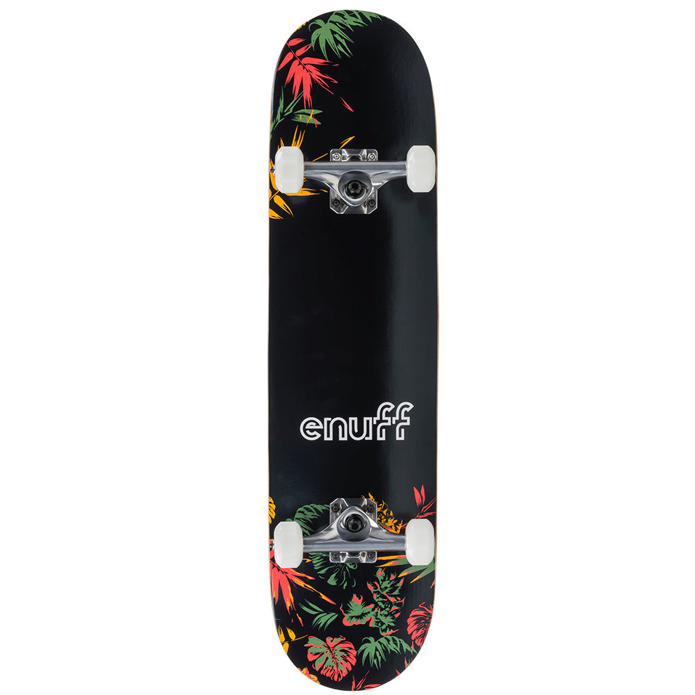 Enuff Skateboards Girls Floral Complete | Orange