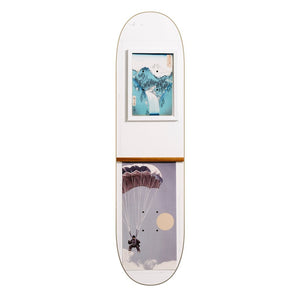 Isle Skateboards Sports and Leisure Series Mike Arnold Deck | 8.5""