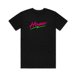 Hoax Hoax Clothing Leroy Night 2 T-Shirt | Black - TVSC