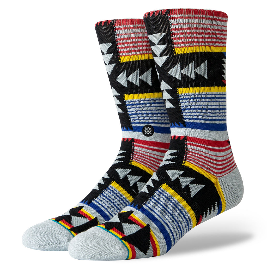 Stance Canyonlands Socks | Grey - TVSC