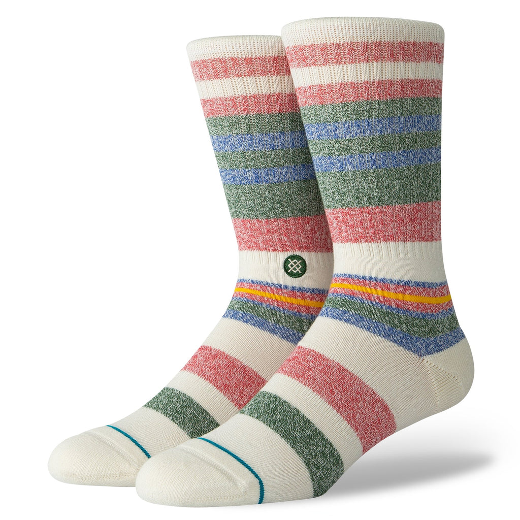 Stance Socks Munga Pair | Natural