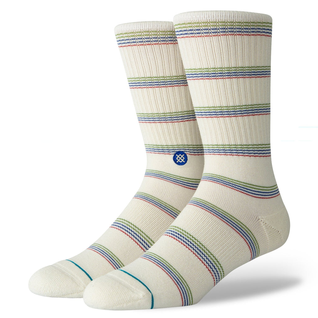 Stance Socks Saguaro Pair | Natural