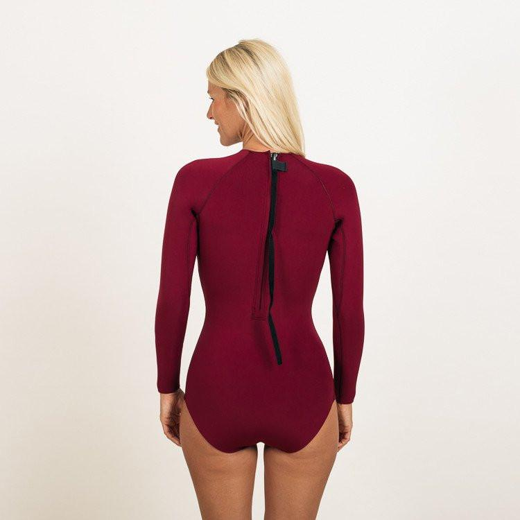Neon Wetsuits Andras Spring Suit Wine - TVSC