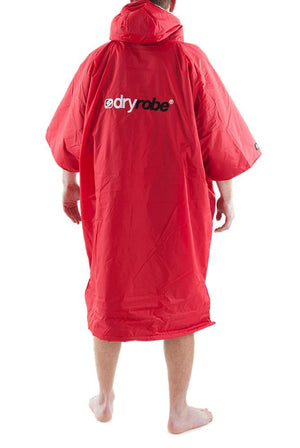 Dryrobe Dryrobe Advance Red/Grey - TVSC