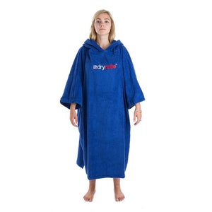Women's Towel DryRobe Royal Blue Large