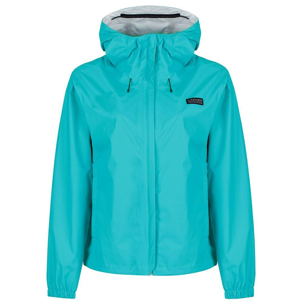 Resting Waterproof Jacket Green