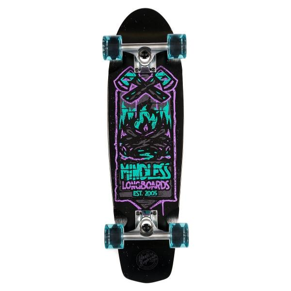 Mindless Longboards Campus IV Purple - TVSC