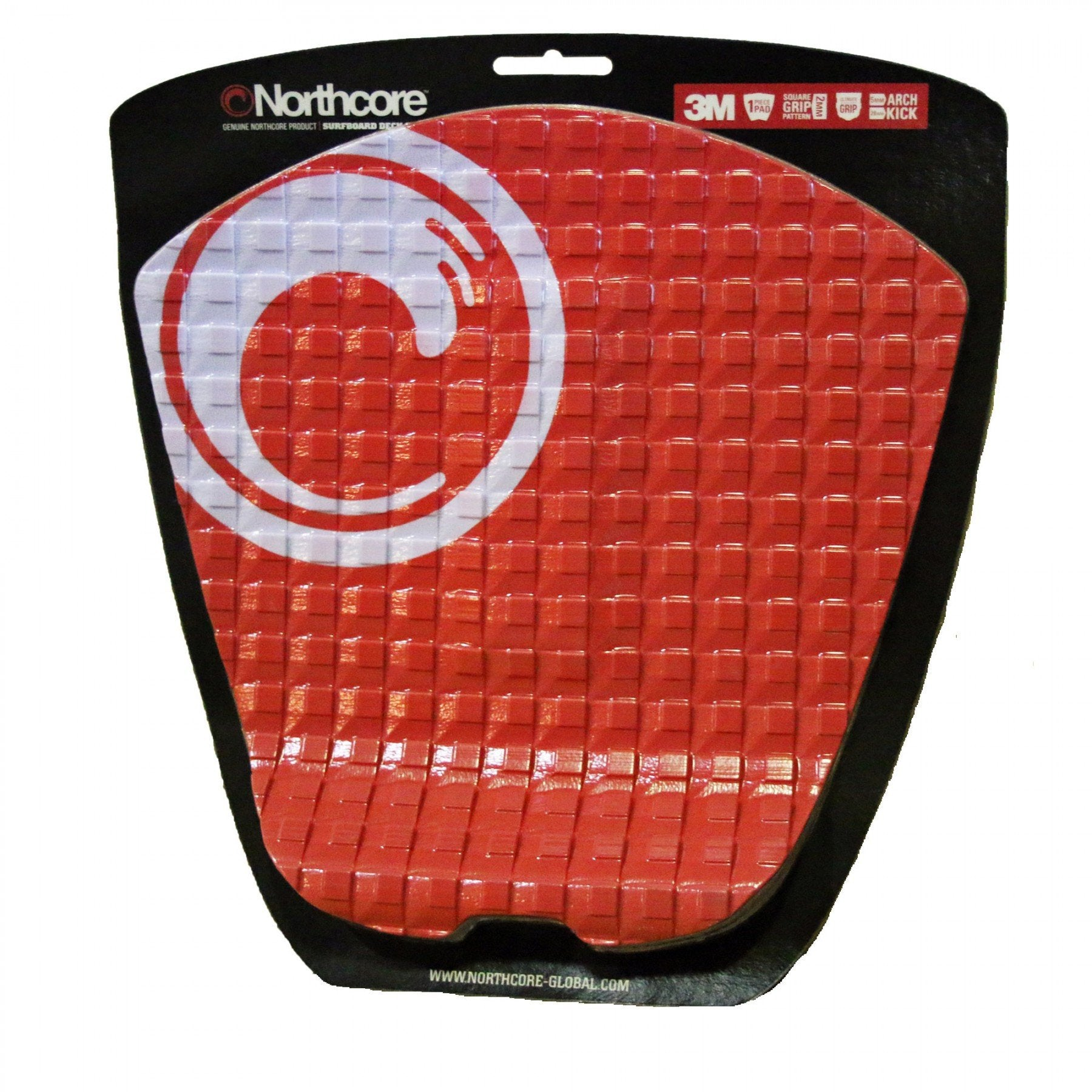 Northcore Tail Pad Red - TVSC