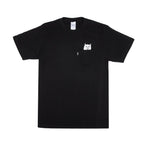 RipnDip Lord Nermal Pocket T-Shirt | Black