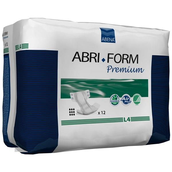 Abena Abri-Form L4 - Tapeble - 4000ml - 100-150cm - 12 stk.
